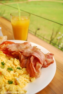 Country breakfast
