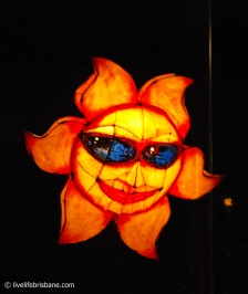 Luminous lanterns